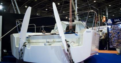Minibee Paris boat show