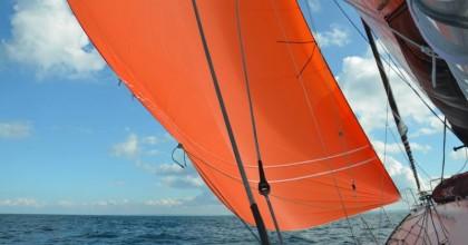 SR40mk2 #139 first test sail