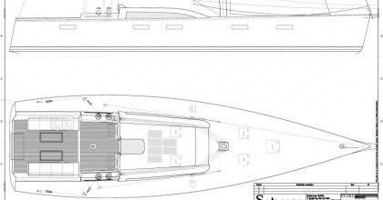 Sabrosa Eole62 sketch deckplan