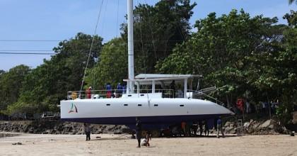 DC 470 launching